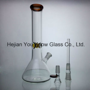 10 Inch Glass Water Smoking Pipe Beaker Glass Water Pipes pictures & photos
