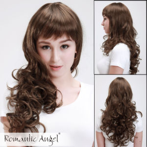 Curly Full Wigs pictures & photos