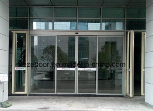 Heavy Automatic Door/ Pedestrian Automatic Door/ Glass Automatic Door pictures & photos