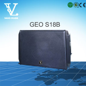 Geo S18b Single 18′′ Professional Audio Speaker System pictures & photos