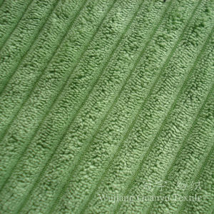 Decorative Nlyon Corduroy Fabric with Cat Eye Cutted Treatment pictures & photos