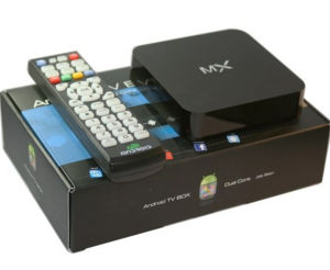 Aml8726-Mx Set Top Box IPTV Original Android Mx TV Box