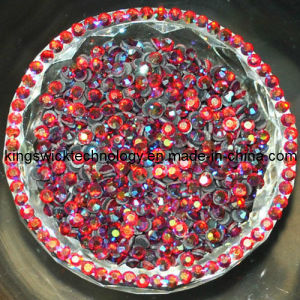 Wholesale Shinny Non Hotfix Flat Back Crystal Rhinestone pictures & photos
