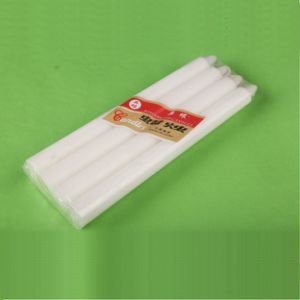Large Long Burning Non Drip White Candles pictures & photos