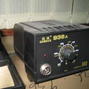 ESD Soldering Station (936A) pictures & photos