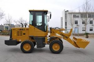 Yineng 1 Ton Wheel Loader Yn917 pictures & photos