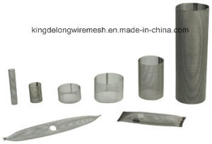 High Mesh Stainless Steel Wire Mesh for Filter Disc pictures & photos
