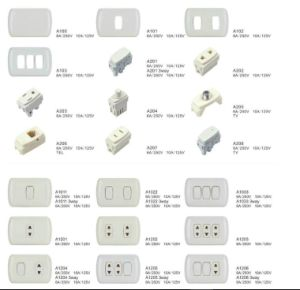 South America Market TV Socket pictures & photos