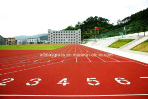 13mm Full PU Type Track and Field Sport Flooring Surface pictures & photos
