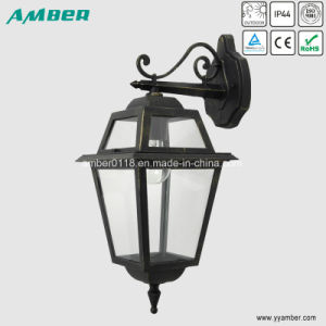 Double-Layer Clear Glass Garden Light pictures & photos
