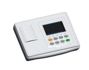 3 Channels ECG Electrocardiograph Machine pictures & photos