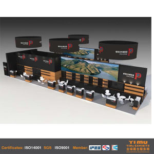 Trade Show Exhibition for Country Pavilion in Shanghai pictures & photos