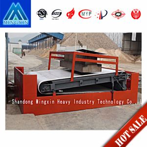 High Quality Flat Bed Magnetic Separator pictures & photos
