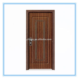 Best Seller PVC Wooden Door/ Hot Wood Door pictures & photos