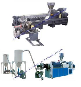 PE PP Pelletizing Line/Granulating System Machine pictures & photos