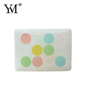 Fashion Lady Cute Round DOT Promotional Women Cosmetic Toiletry Bag pictures & photos