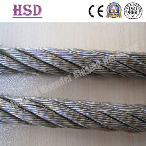 Ss316 Wire Rope, Ss304 Wire Rope, Many Type Construction pictures & photos