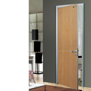 Customize Apartment Design Wood Door pictures & photos