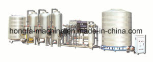 Water Purifying Machine (Water Treatment Machine) pictures & photos