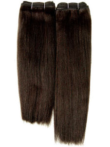 100% Natural Brazilian Virgin Remy Human Hair Weaving pictures & photos