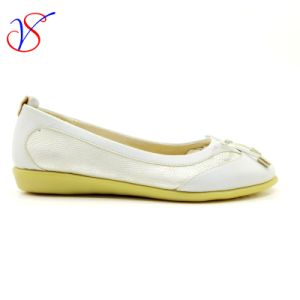 Eight Color Soft Comfortable Flax Lady Women Shoes Sv-FT 007 pictures & photos