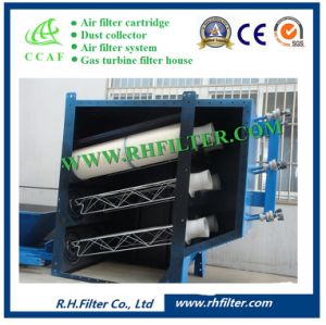Ccaf Cartridge Dust Collector for Industrial Air Cleaning pictures & photos