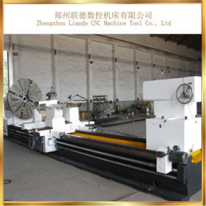 C61250 Heavy Duty Big Swing Horizontal Lathe Machine for Sale pictures & photos