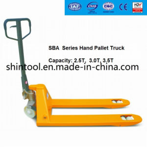 Hand Pallet Truck Price Sba Manual Pallet Truck pictures & photos