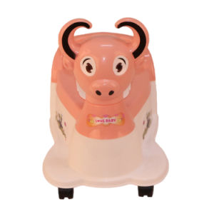 Hot Selling Potty Training Seat for Kids with Armrest and Music pictures & photos