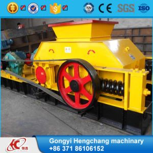 ISO Quality Roller Crusher Coal Limestone Rock Crusher Machine pictures & photos