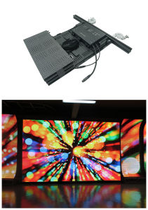 Foldable LED Display P6mm LED Curtain P6 pictures & photos