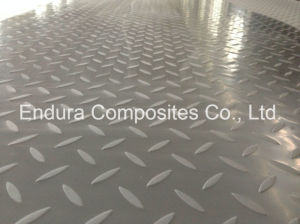 GRP/FRP Grating Cover/ Patten Covered Grating