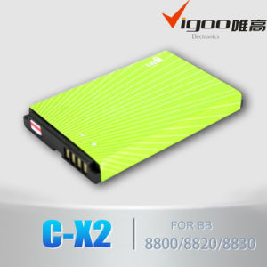C-X2 Cell Phone Battery for Bb 8800 pictures & photos