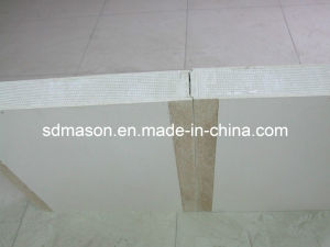 10mm Three Layers Mesh Tapered MGO Panel pictures & photos
