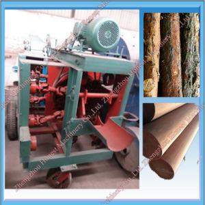 High Quality Wood Debarking Machine / Wood Veneer Peeling Machine / Peel and Stick Wood Panels pictures & photos