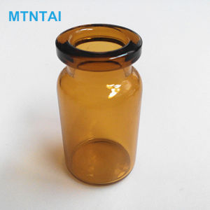 5ml Borosilicate Glass Bottle in Amber Color pictures & photos