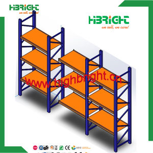 Heavy Duty Warehouse Storage Pallet Rack pictures & photos