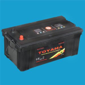 JIS Maintenance-Free Car Battery (N200-MF) pictures & photos