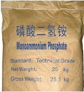High Quality Mono Ammonium Phosphate Map (61-12-0) pictures & photos