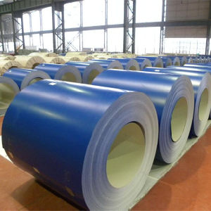 ASTM A653 Building Material PPGL Prepainted Galvalume Steel Coil pictures & photos