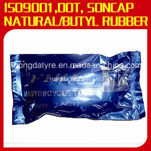 Motorcycle Parts High Quality Motorcycle Tube 90/90-18 pictures & photos