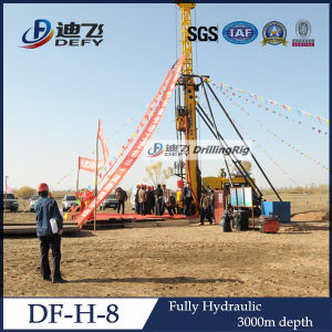 Fully Hydraulic Core Drilling Rig for Sale in Global Market pictures & photos