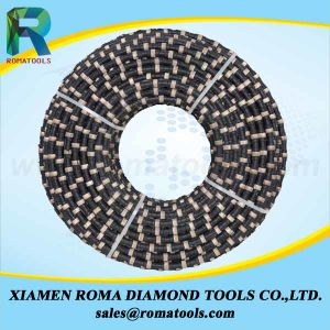 Romatools Diamond Wires for Reinforced Concrete pictures & photos