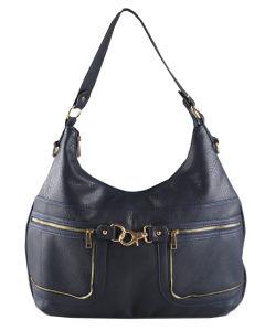 The Unique Front Zipper Ladies Handbag (CC41-072)