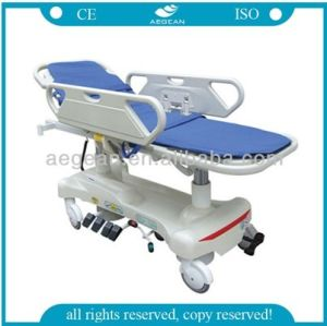 AG-Hs010 CE&ISO Approved Hospital Electric Emergency Stretcher pictures & photos