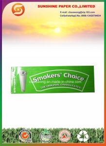 King Size Green Filter Tips pictures & photos