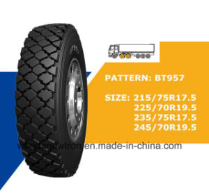Light Truck Tyre, Radial Truck Tyre (215/75, 235/75, 225/70, 245/70) pictures & photos