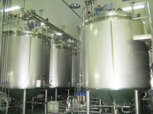 Stainless Steel Storage Tank with Ss304 Ss316 pictures & photos