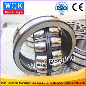 Wqk Bearing 22326cc/W33 Steel Cage Spherical Roller Bearing pictures & photos
