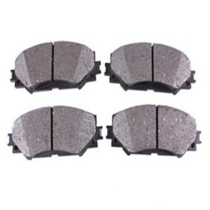Low Price Front Ceramic Brake Pad for Audi with Certificate 5n0 698 151 pictures & photos